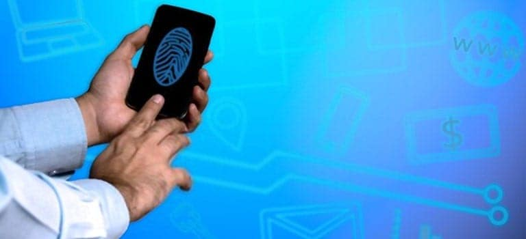 How has biometric security device increased safety?