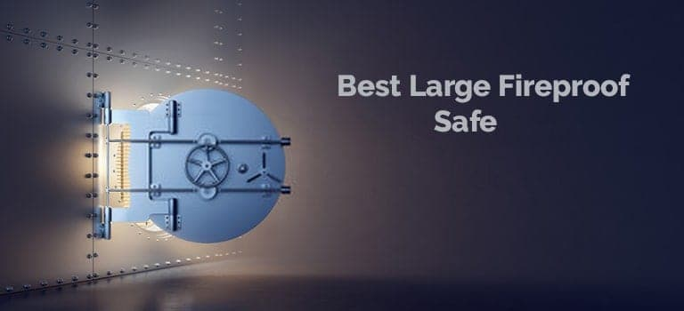 The Best Large Fireproof Safe For The Things – In 2020