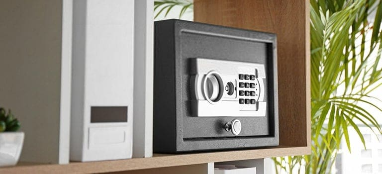 Best Waterproof Fireproof Safe For Home