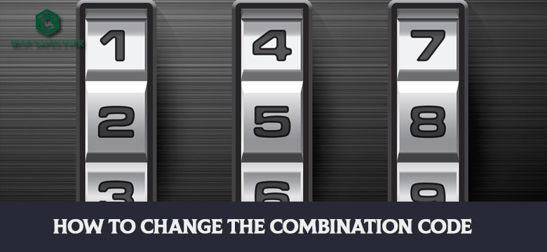 How To Change The Combination Code